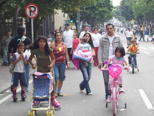 ciclovia Bogota