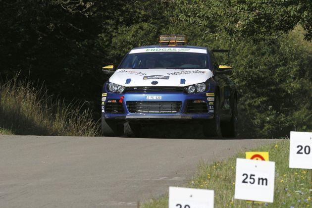 Volkswagen Scirocco Rally. Volkswagen Scirocco R makes