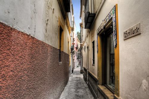 Jewish quarter. Seville. Judería. Sevilla