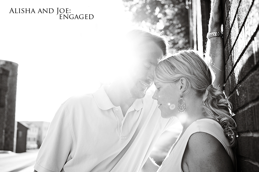 Parkville, Missouri engagement photography