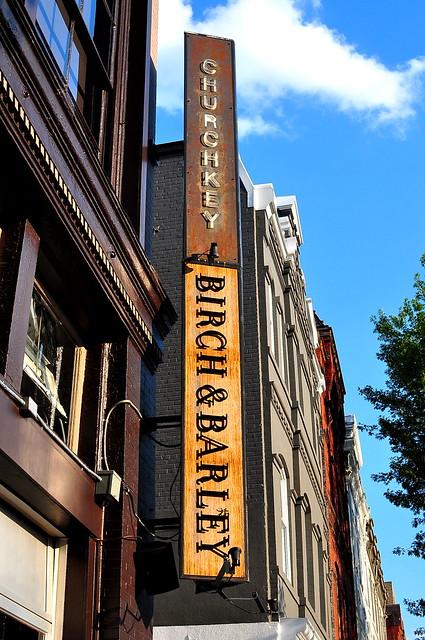 Birch & Barley - Washington D.C.