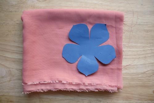 Step 1: Fold Chiffon