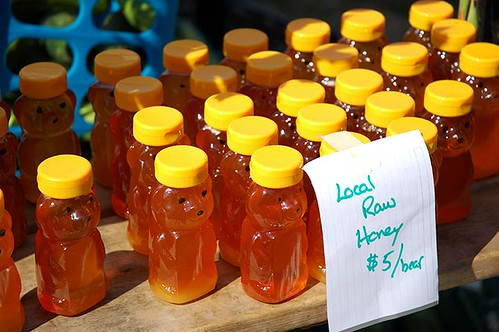 Falmouth Local Raw Honey