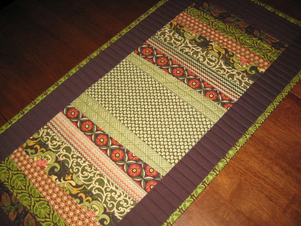 Dining Room Table Runner 1 of 2