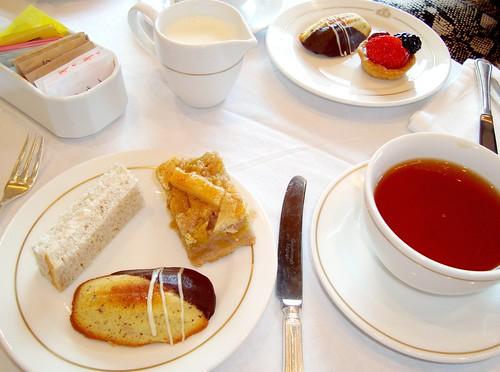 下午茶QM2