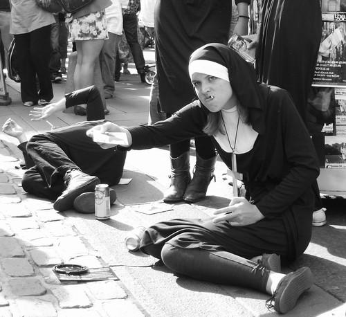 Fringe  Naughty Nuns