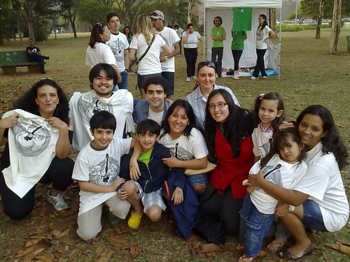 #SWUBrasil boa parte da turma reunida: @djmisscloud @poperotico @gustavojreige @samegui @gemaria_ser @lidifaria @alinekelly