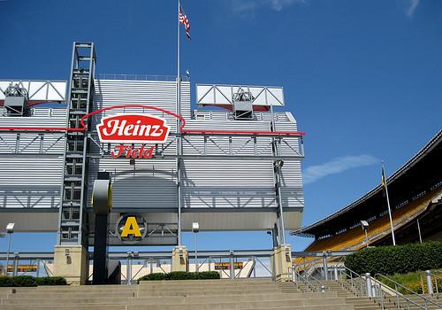 Heinz Field.