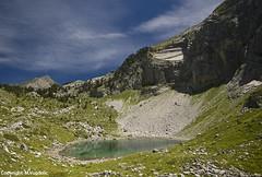 Valley of the Lakes - Prokletije 1 (cokanj) Tags: lake mountains nature ecology landscape nationalpark nikon d70s environment albania priroda montenegro glacial crnagora pejzaz prokletije mvugdelic