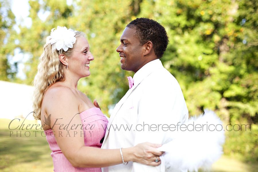 Greg and Shavonna