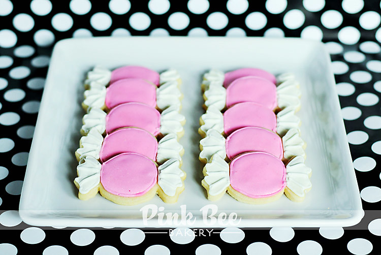 PINK CANDY COOKIES
