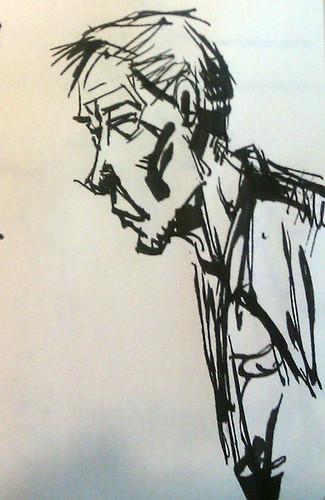 Man Sketch