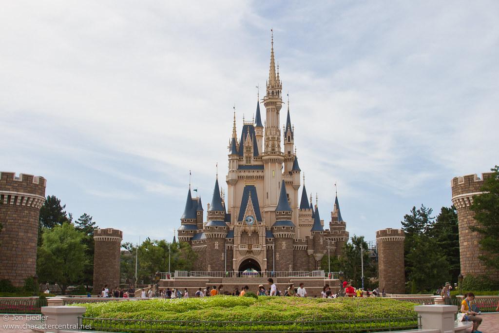 Tokyo Disneyland At Disney Character Central