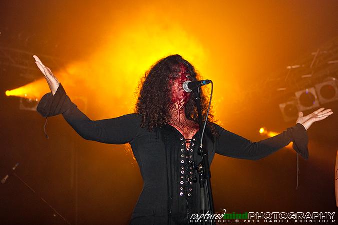 The Devil's Blood - Summer Breeze Open Air 2010, Live, Festival, Show