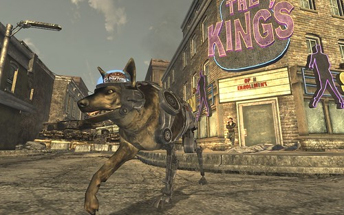 Fallout: New Vegas for PS3: Rex