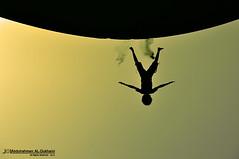~~    (Abdulrahman AL-Dukhaini || ) Tags: nikon top  2010 downfall   d90     abdulrahman     lens18200mm    siuliet  aldukhaini