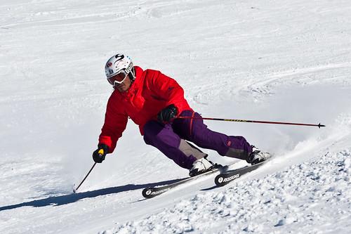 slalom Training