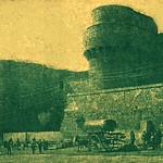Ávila. Torres de la Esquina y del Homenaje. thumbnail