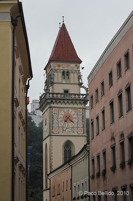 Alte Rathaus (Passau) © Paco Bellido
