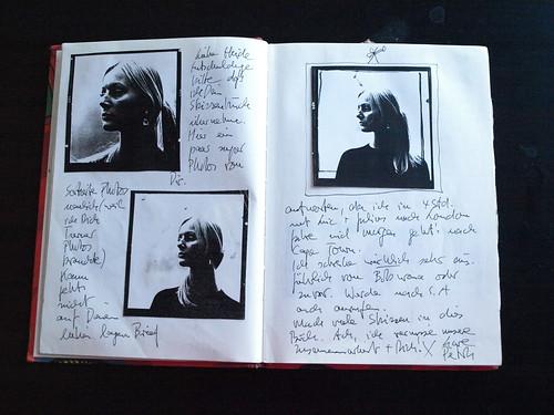 heidi's sketch book