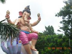 Pragati Seva Mandal Ganesh (King circle) - 2010 (Rahul_shah) Tags: ganesh ganapati ganpati lalbaug ganeshotsav ganeshvisarjan ganeshutsav gajanan ganraj ganeshfestival2010 ganeshvisarjan2010 mumbaiganeshutsav