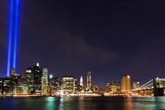 _MG_0398 (Shane Woodall) Tags: newyork brooklyn lights memorial worldtradecenter 911 september brooklynbridge wtc towersoflight tributeinlight 2010 brooklynbridgepark canon5dmarkii septenber11th
