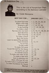 Balinese calendar-1