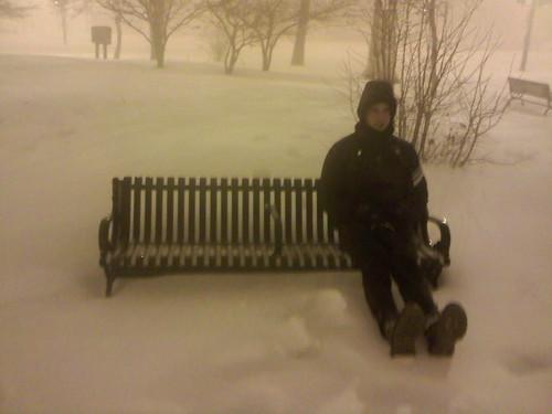 Chicago Blizzard 2011