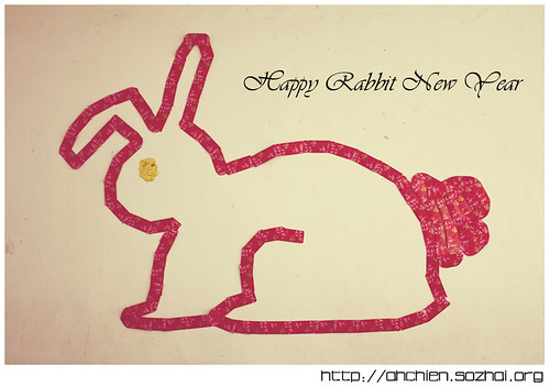 Happy Rabbit New Year