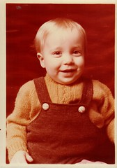Me, 1977.