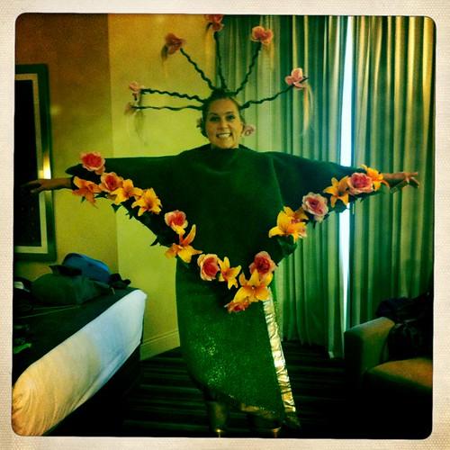 Susan's Gaga Outfit