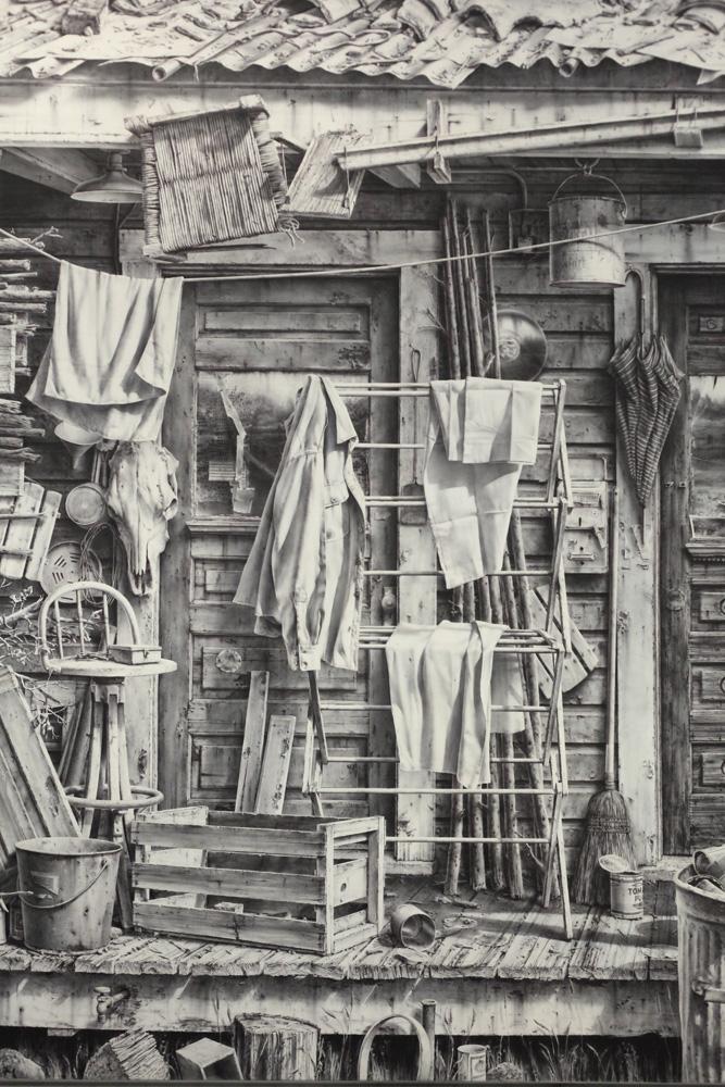 Paul Sarkisian, Untitled (Mapleton), 1971-1972 7