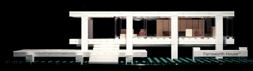 Farnsworth House Lego (Front).