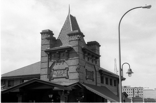 Lehigh Valley Railroad Building, Rochester NY