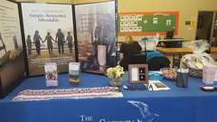 Neptune Society of Northern California, Stockton - Senior Fair at Lolly Hansen