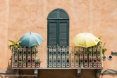 Pisa balcony (www.chriskench.photography) Tags: xt2 tuscany travel 18135 pisa toscana italy italia kenchie europe fujifilm wwwchriskenchphotography it umbrellas balcony
