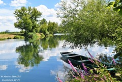 Karlovac, Croatia - Beautiful nature of river Korana (Marin Stanišić Photography) Tags: karlovac croatia river korana water summer nature boats