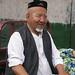 Elderly Uyghur man