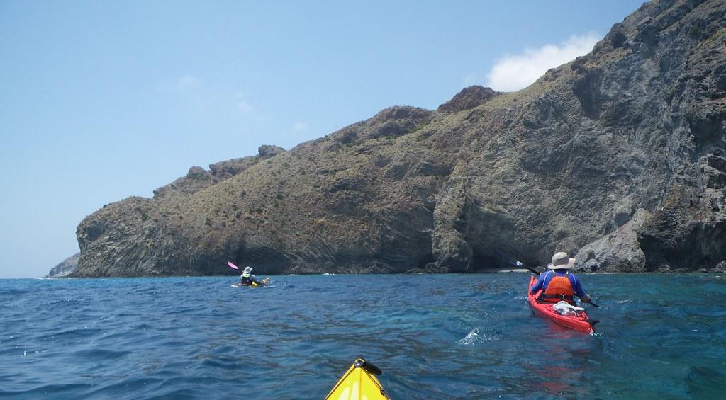 Cabo de Gata en kayak 161