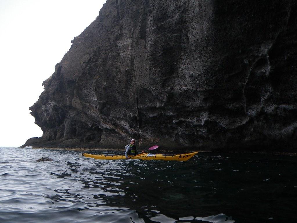 Cabo de Gata en kayak 224