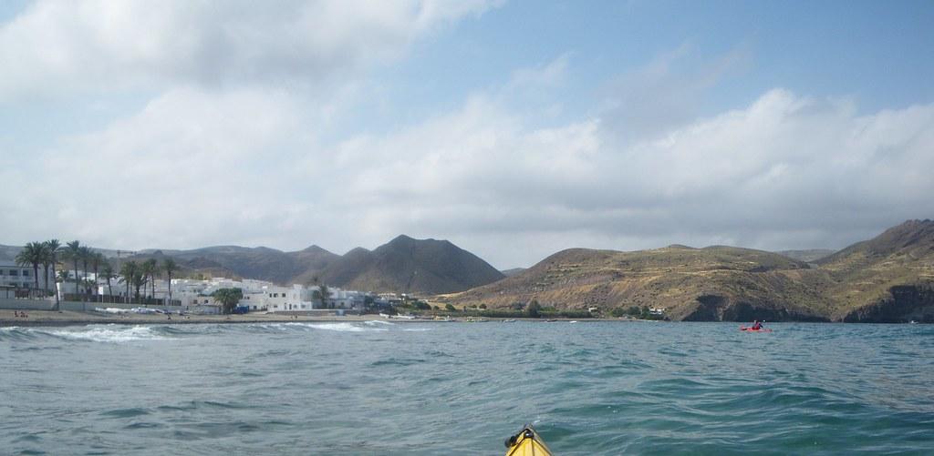 Cabo de Gata en kayak 270