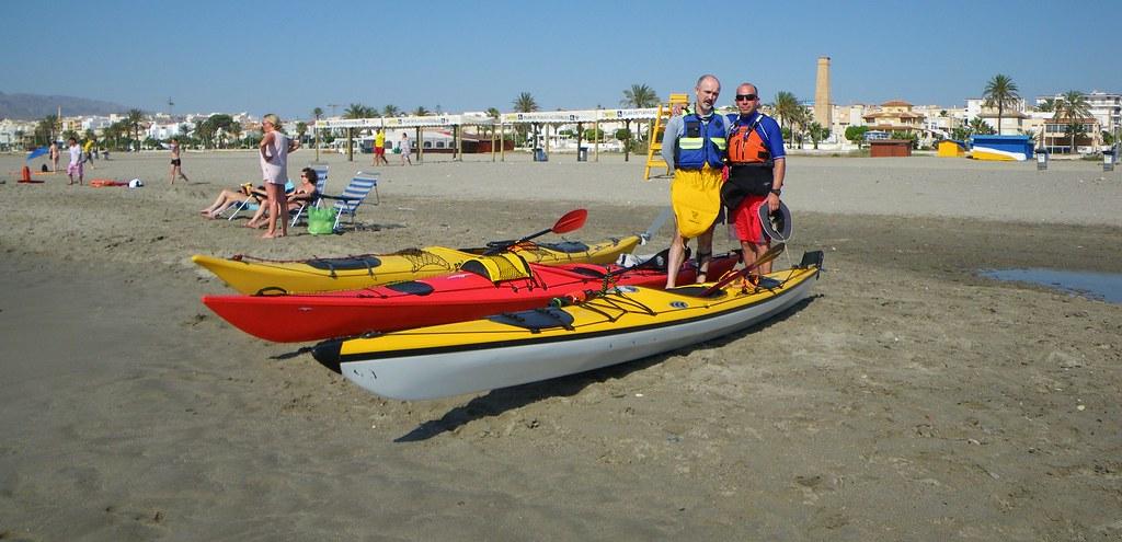 Cabo de Gata en kayak 003