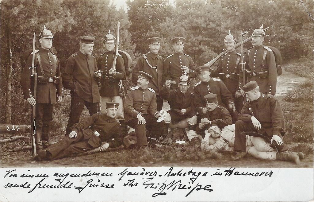 Hannover.1902. I.R. 74