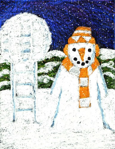 Frosty the Vol