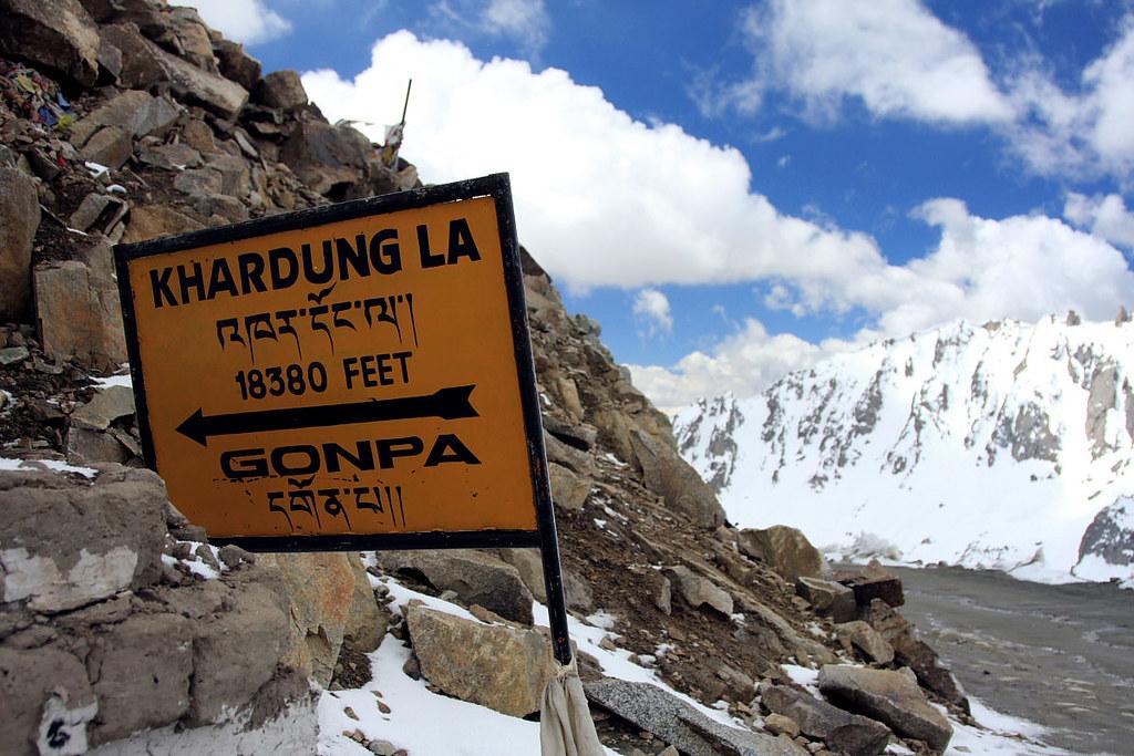 Niezbyt udana wycieczka do Doliny Nubra