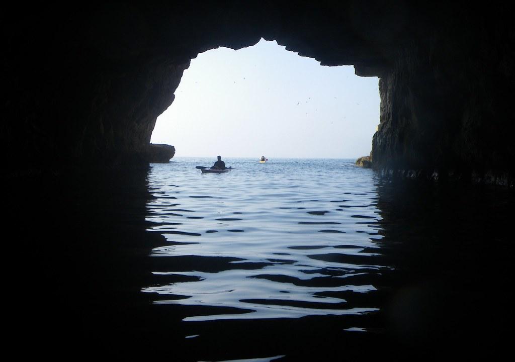 Cabo de Gata en kayak 292
