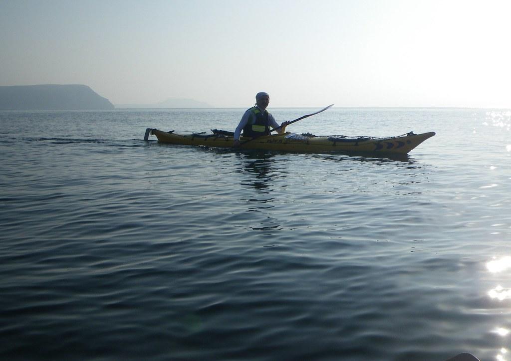 Cabo de Gata en kayak 323