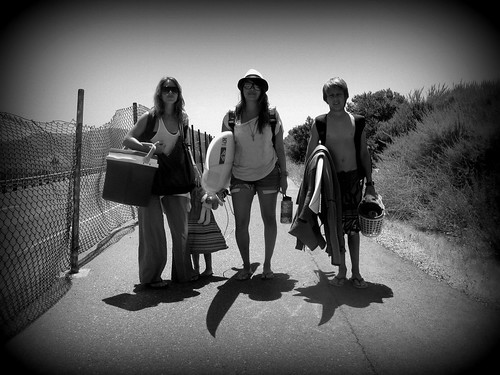hike to trestles.