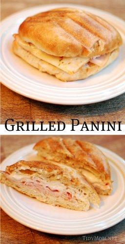 Grilled Panini