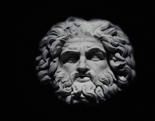Mask of Jupiter